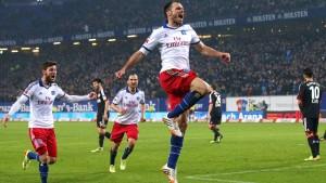 HSV hofft wieder durch Westermanns Kracher