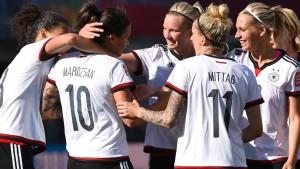 Die Erfolgsformel der deutschen Fußballfrauen