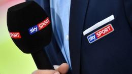 Probleme bei Sky verärgern Fans beim Topspiel