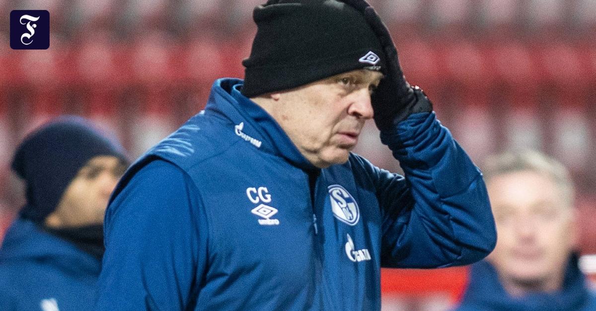 Schalke 04 hat jetzt ein neues Problem - FAZ - Frankfurter Allgemeine Zeitung