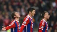 Bundesliga ist die beste Liga Europas, ach was, der ganzen Welt