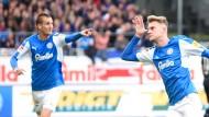 Diese Kieler sind nicht zu stoppen: Der Aufsteiger besiegt auch Bielefeld.