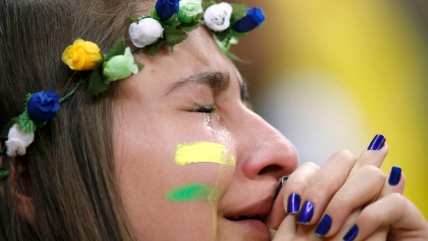 Die nächste Schande für Brasilien