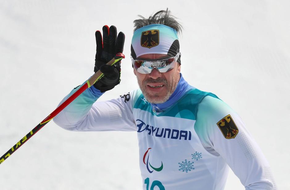 """Der Ehrgeiz von Alexander Ehler ist wieder geweckt: """"Natürlich will ich am liebsten eine Goldmedaille."""""""