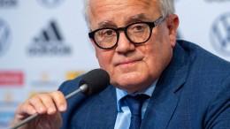 DFB-Präsident Fritz Keller ist bereit zum Rücktritt