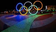 Vor knapp neun Jahren fand Olympia in Peking statt.