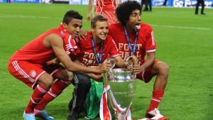 Pokalfinale ohne Dante und Luiz Gustavo