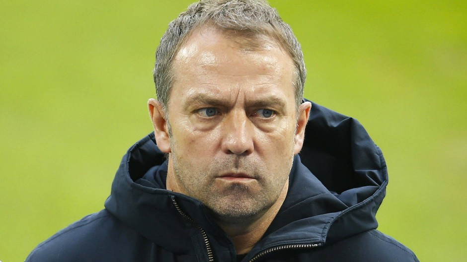 Macht sich Sorgen: Münchens Trainer Hansi Flick