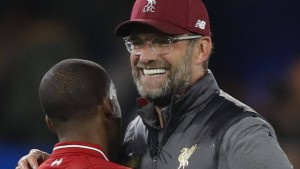Spätes Traumtor rettet Liverpool und Klopp