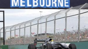 McLaren vorne, Schumacher Vierter