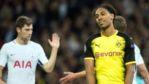 Wembley bleibt für den BVB ein Ort der Niederlagen
