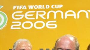 Blatter attackiert deutsche WM-Planer