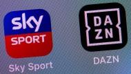 Einige Bundesliga-Spiele laufen ab sofort nicht mehr bei Eurosport, sondern bei DAZN.