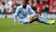 Peinlicher Fehleinkauf I: Robinho (Manchester City, 43 Millionen Euro, jetzt zurück in Brasilien)