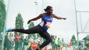 Vom Flüchtlingskind zur Erfolgssportlerin