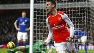 Arsenals Pflichtsieg gegen Schlusslicht