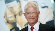 Hat sich durchgesetzt: DEB-Präsident Franz Reindl