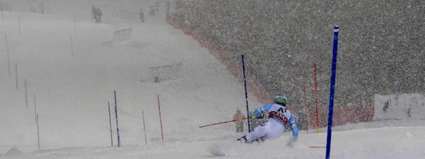 Bergab ins Spektakel: Der Slalom von Schladming