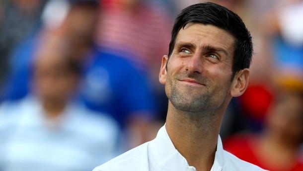 Djokovic ist zurück