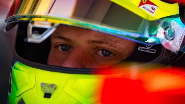 Das Wunsch-Kind der Formel 1