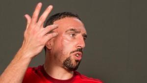 Die langen Leiden des Monsieur Ribéry