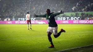 Roussillon wärmt Wolfsburg