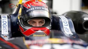 Toro Rosso holt 16 Jahre alten Verstappen