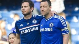 Chelsea-Legenden im Kampf um den Aufstieg