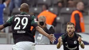Schalke beendet Berliner Heimserie