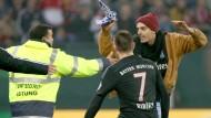 Ribéry-Attacke hat Nachspiel