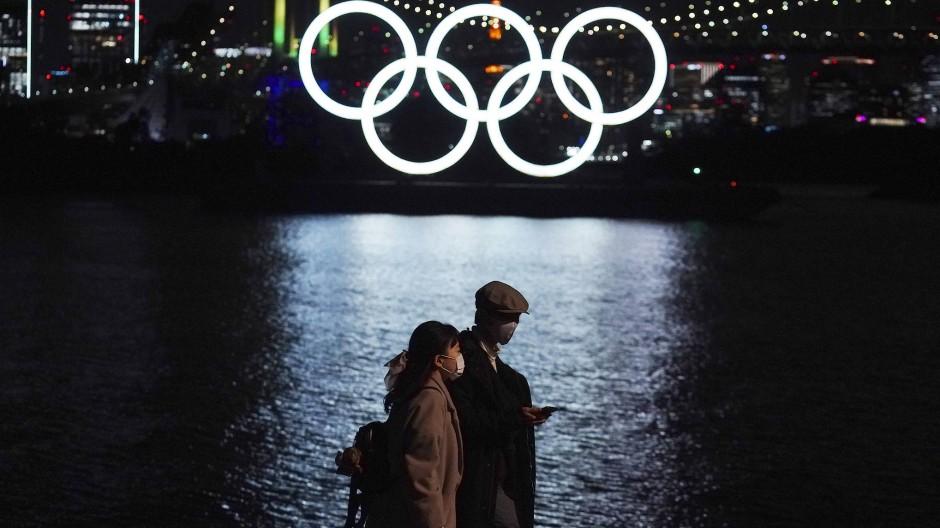 Hoffnungen für alle Olympia-Teilnehmer: Impfstoff von Biontech/Pfizer.