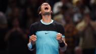 Nadal ist nicht zu stoppen