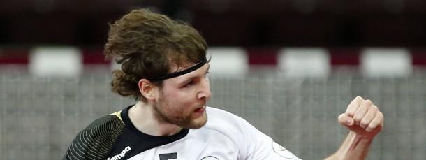 Überraschungsmann Johannes Sellin: Deutschlands Handballer kämpfen sich durch