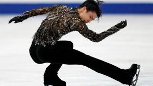Ein neuer König auf dem Eis