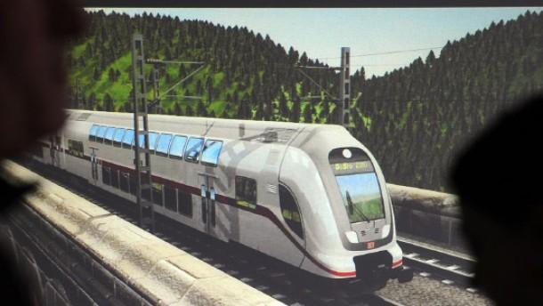 Bahn bestellt 135 neue Doppelstockwagen