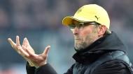 BVB-Trainer Klopp: So geht es nicht