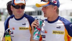 Weltmeister-Team Renault neben der Spur