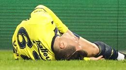 """Verletzter Özil: """"Ich bin wirklich traurig"""""""