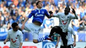 Der Schalker Blick geht nach oben Richtung Champions League, für Hannover wird es allenfalls zur Eur