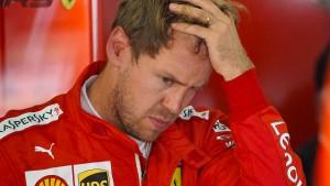 """""""Das Ferrari-Problem sitzt nicht im Cockpit"""""""