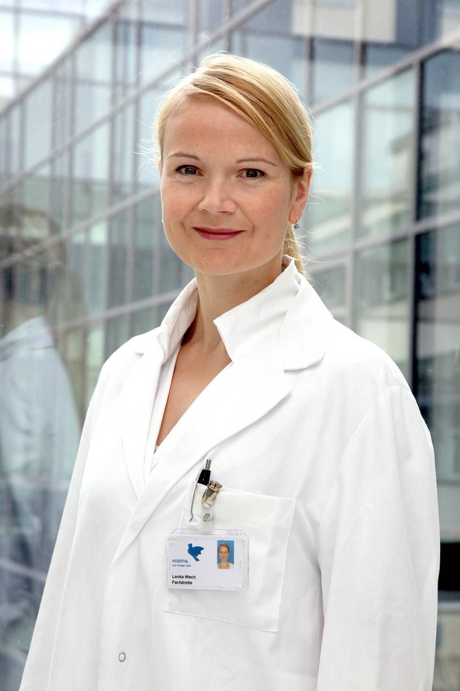Lenka Dienstbach-Wech ist ehemalige Weltmeisterin im Ruder-Achter und heute Unfallchirurgin und Athletensprecherin des Weltruderverbandes.