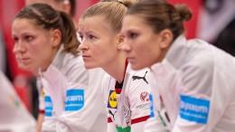 Deutsche Frauen blamieren sich bei Handball-EM