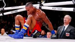 """Boxer nach K.o. in """"extrem kritischem Zustand"""""""