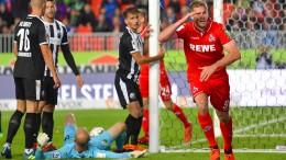 Köln rückt an die Spitze