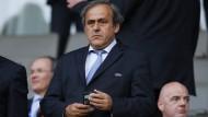 Rauball fordert Bekenntnis von Platini