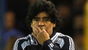 Brasilien am Ziel, Argentinien in Not