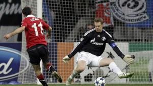Manchester schießt Schalke zurück in die Realität