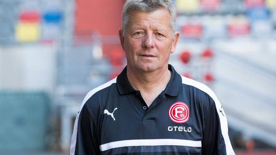 Hermann ist derzeit der Assistent von Friedhelm Funkel bei Fortuna Düsseldorf.