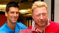 Wer kann Novak Djokovic stoppen?