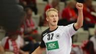 Nachrücker als Matchwinner: Matthias Musche